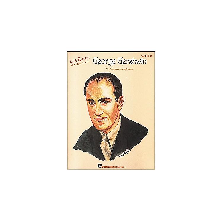 Hal LeonardLee Evans Arranges George Gershwin Piano Solos