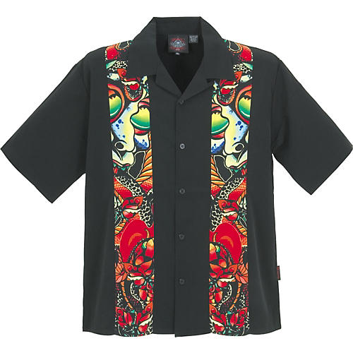 Dragonfly Clothing Company Lee Roy Panel Woven Shirt