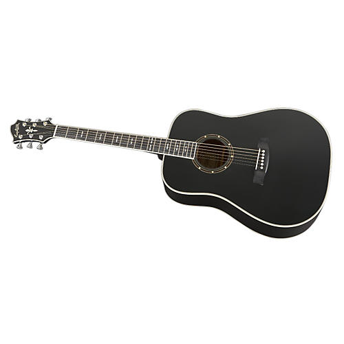 Hagstrom Left-Handed Siljian Dreadnought Acoustic Guitar
