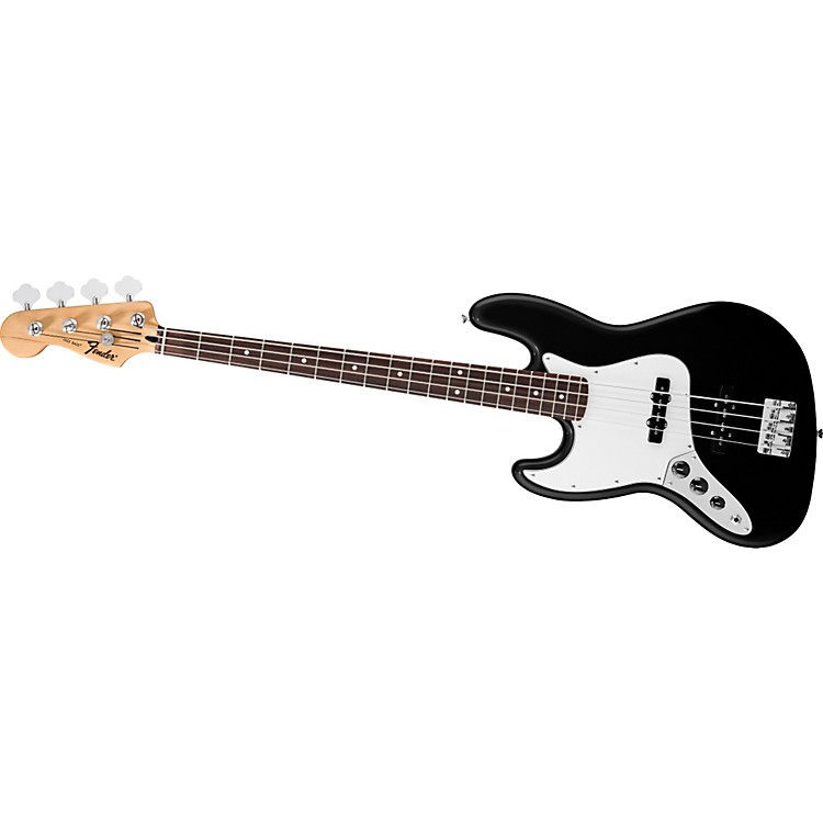 Fender Left-Handed Standard Jazz Bass