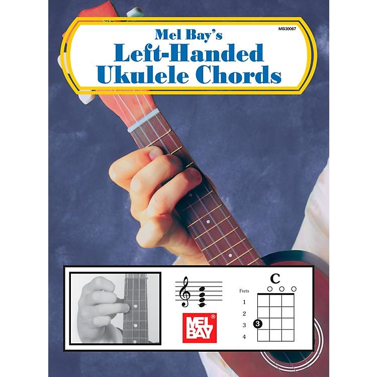 Mel BayLeft-Handed Ukulele Chords