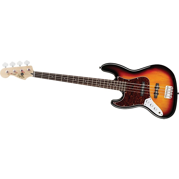Squier Left-Handed Vintage Modified Jazz Bass