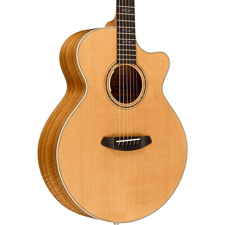 Breedlove Legacy Auditorium Acoustic-Electric Guitar Natural
