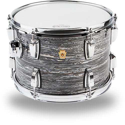 Ludwig Legacy Classic Liverpool 4 Tom 9 x 13 Black Oyster Pearl
