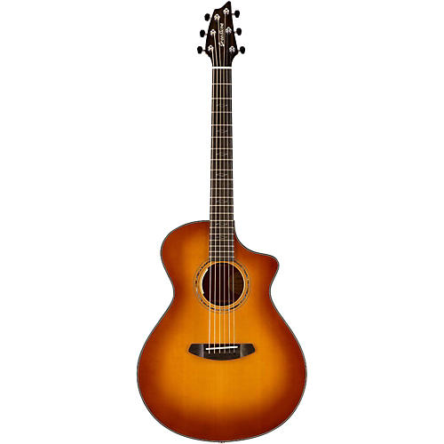 Breedlove Legacy Concert Limited Koa 6 String Acoustic Electric Guitar