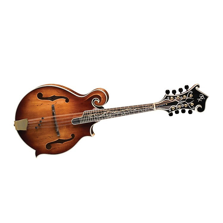 Michael Kelly Legacy Dragonfly Mandolin Flame Antique Violin Satin