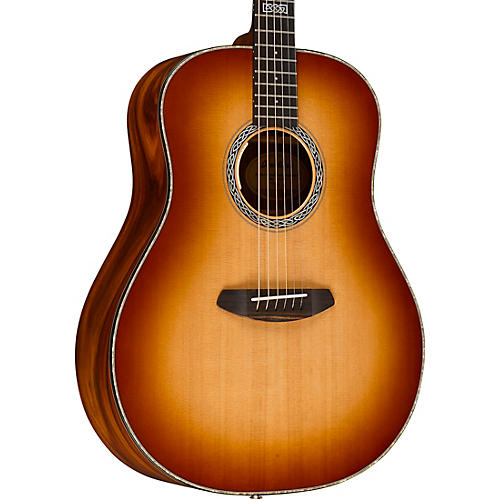 Breedlove Legacy Dreadnought Ricochet E Sitka Spruce - Cocobolo Acoustic-Electric Guitar-thumbnail
