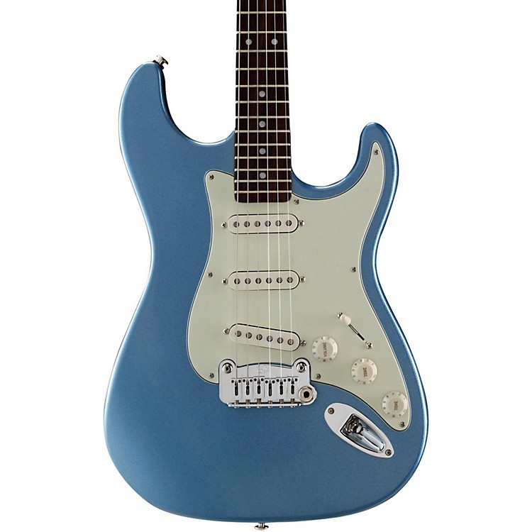 G&L Legacy Electric Guitar Lake Placid Blue