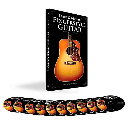 Learn Fingerstyle Guitar In 8 lessons | GuitarNick.com