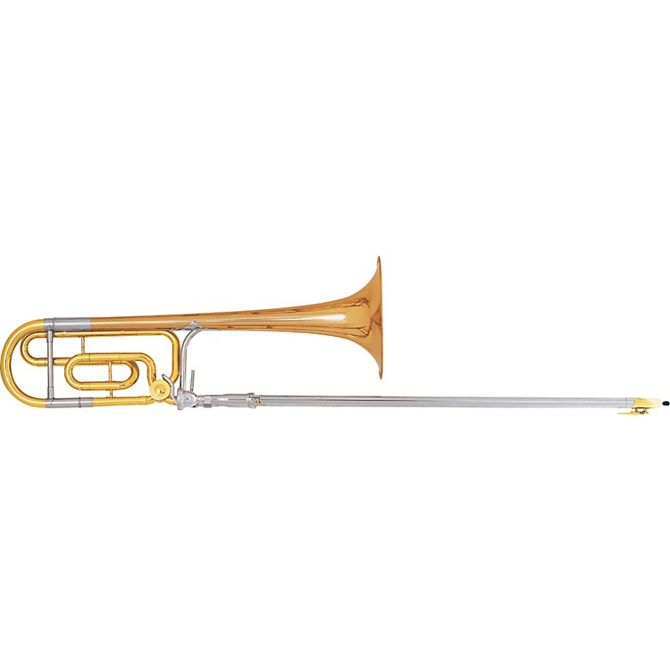 King Legend 2104 4B Series Trombone 2104F Lacquer with F Attachment