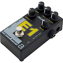 AMT Electronics Legend Amps Series E1 Distortion Guitar Effects Pedal