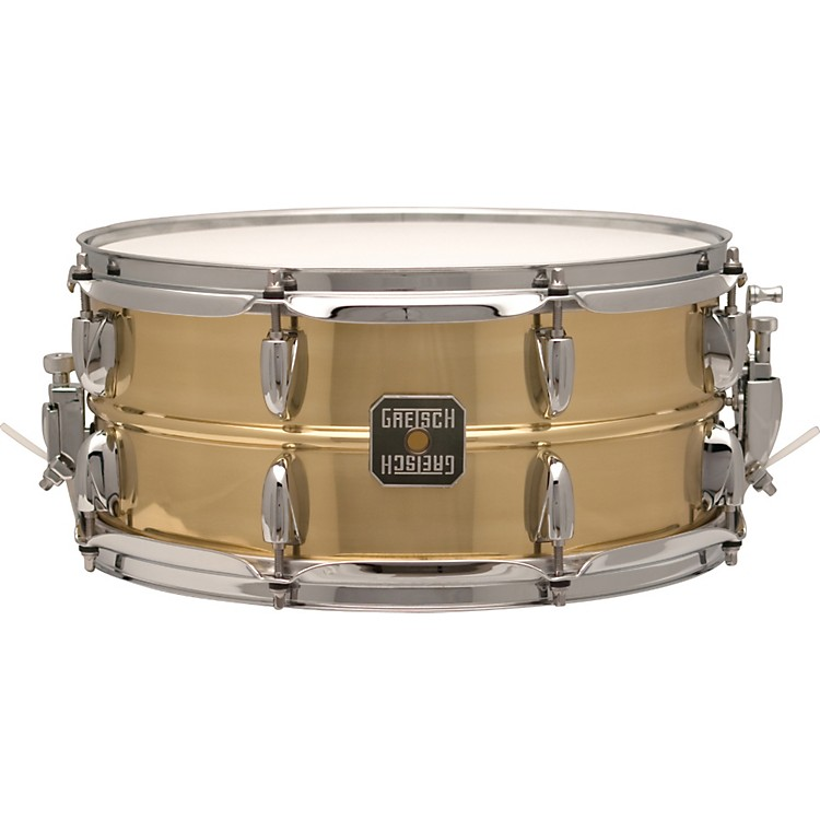 Gretsch Drums Legend Brass Snare Drum 6.5x14