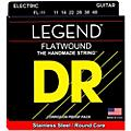 DR Strings Legend Extra Life Flatwound Electric Guitar Strings-thumbnail