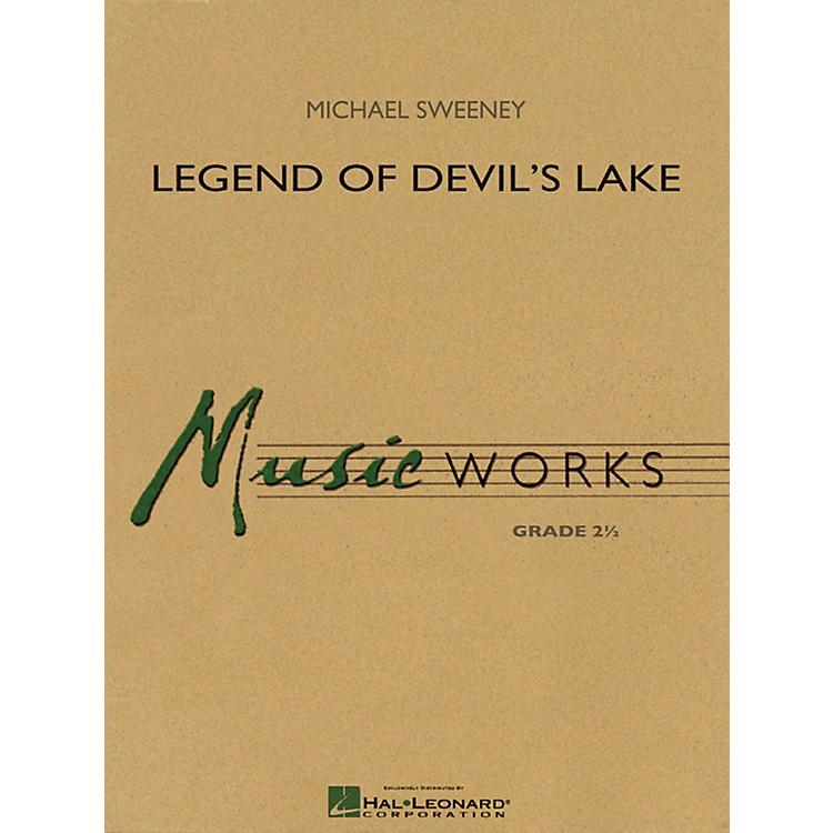 Hal LeonardLegend Of Devil's Lake - Music Works Series Grade 2