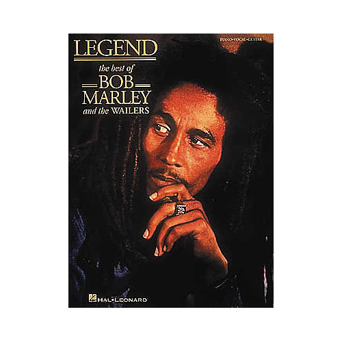 Hal Leonard Legend: The Best of Bob Marley Book-thumbnail