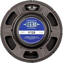 "Eminence Legend V128 12"" 120 Watt Vintage British Tone Speaker 8 Ohm"
