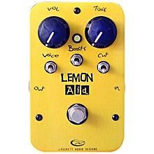 Rockett Pedals Lemon Aid Multi Boost Guitar Effects Pedal