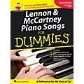 Hal Leonard Lennon & McCartney Piano Songs For Dummies  Thumbnail