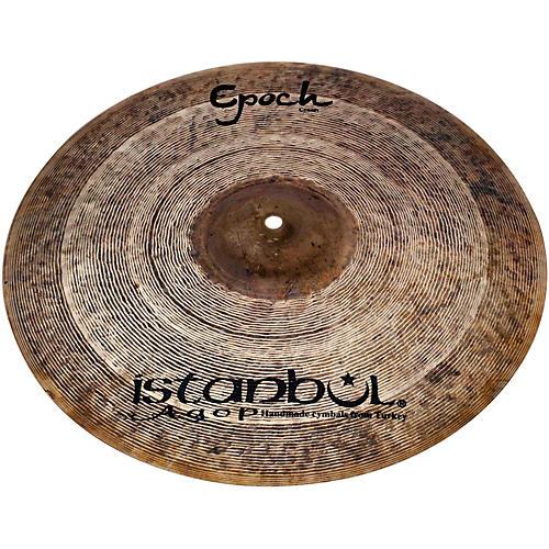 Istanbul Agop Lenny White Signature Epoch Crash 17 in.