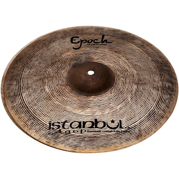 Istanbul Agop Lenny White Signature Epoch Hi-Hat Cymbal Pair 14 inch