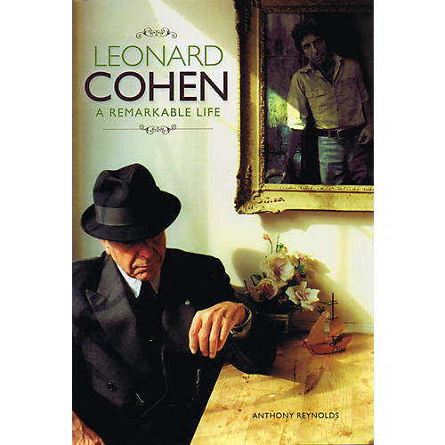 Omnibus Leonard Cohen - A Remarkable Life Omnibus Press Series Hardcover Written by Anthony Reynolds-thumbnail