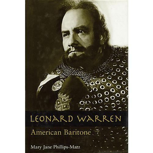 Amadeus Press Leonard Warren (American Baritone) Amadeus ...