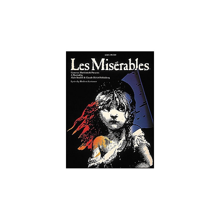 Hal Leonard Les Misérables - Easy Piano Songbook