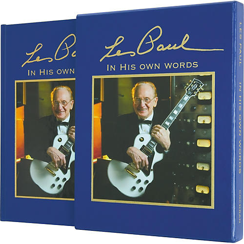 Cochran Les Paul - In His Own Words Book-thumbnail