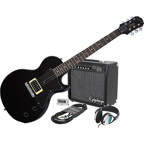 Epiphone Les Paul Junior and All Access Amp Pack-thumbnail