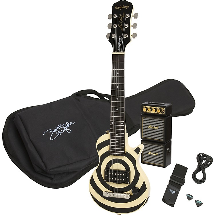 Epiphone Les Paul Pee Wee Zakk Pakk Electric Guitar/Amp Value Pack