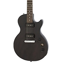 Epiphone Les Paul Special I P90 Electric Guitar Worn Black