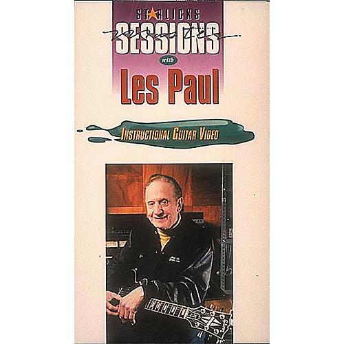 Hal Leonard Les Paul Video
