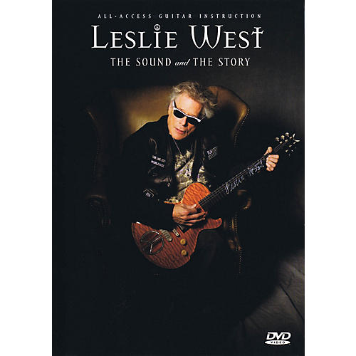 Fret12 Leslie West: The Sound And The Story - Guitar Instruction / Documentary Dvd (pal Ed.) Instructional/Guitar/DVD DVD by Leslie West-thumbnail
