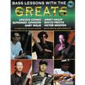 Alfred Lessons with the Greats - Bass (CD)-thumbnail