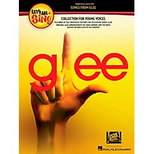 Hal Leonard Let's All Sing Songs From Glee - A Collection for Young Voices CD