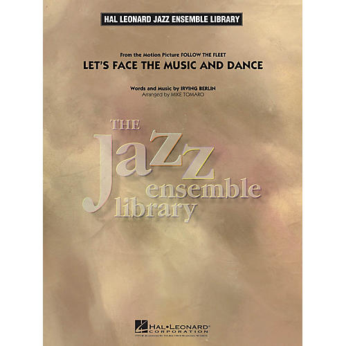 Hal Leonard Let's Face the Music and Dance Jazz Band Level 4 Arranged by Mike Tomaro-thumbnail