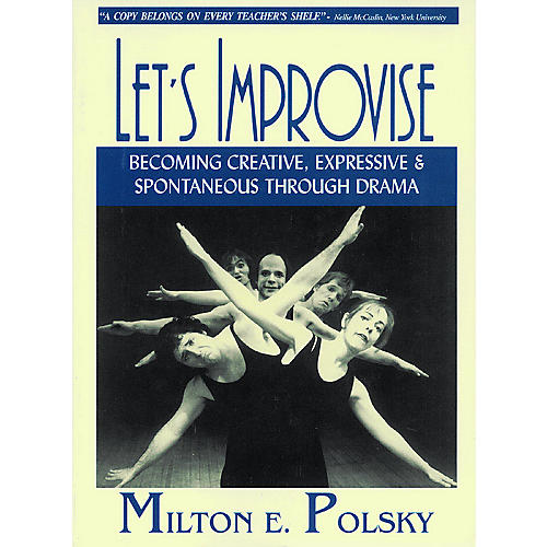 Applause Books Let's Improvise Applause Books Series Softcover Written by Milton E. Polsky-thumbnail