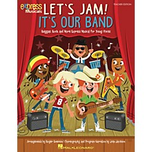 Hal Leonard Let's Jam! It's Our Band Performance/Accompaniment CD Composed by Roger Emerson