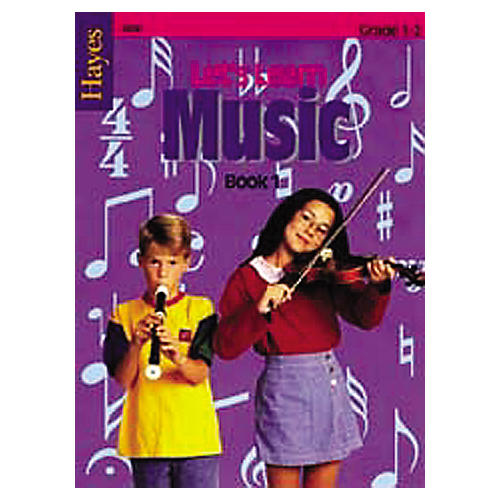 Hayes Publishing Let's Learn Music-thumbnail