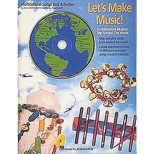 Hal Leonard Let's Make Music! (Book/CD) Package