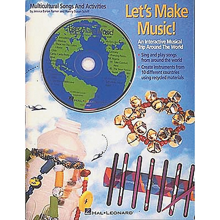 Hal Leonard Let's Make Music! (Book/CD) Package