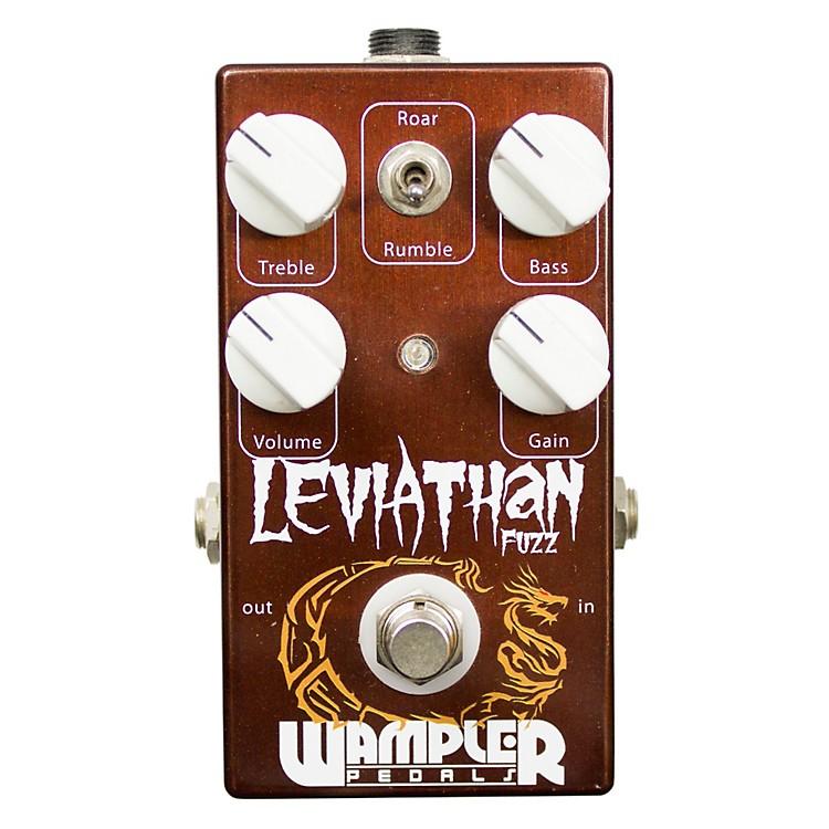 WamplerLeviathan Fuzz Guitar Effects Pedal
