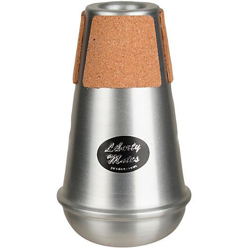 Protec Liberty Bass Trombone Compact Aluminum Practice Mute