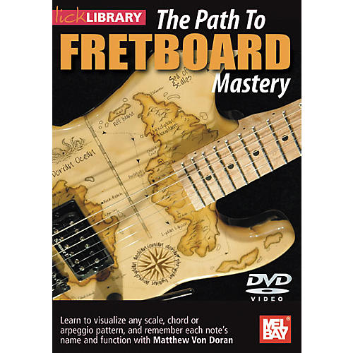 Mel Bay Lick Library: The Path to Fretboard Mastery (DVD)