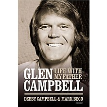 Alfred Life with My Father, Glen Campbell Hardcover Book