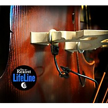 The Realist Lifeline Piezo Double Bass Pickup