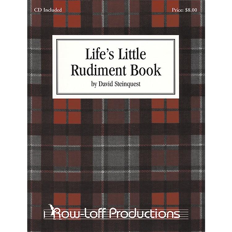 Row-LoffLife's Little Rudiment Book