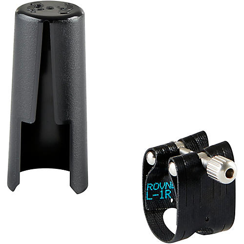 Rovner Light Bb Clarinet Ligature and Cap