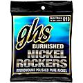 GHS Light Burnished Nickel Guitar Strings  Thumbnail