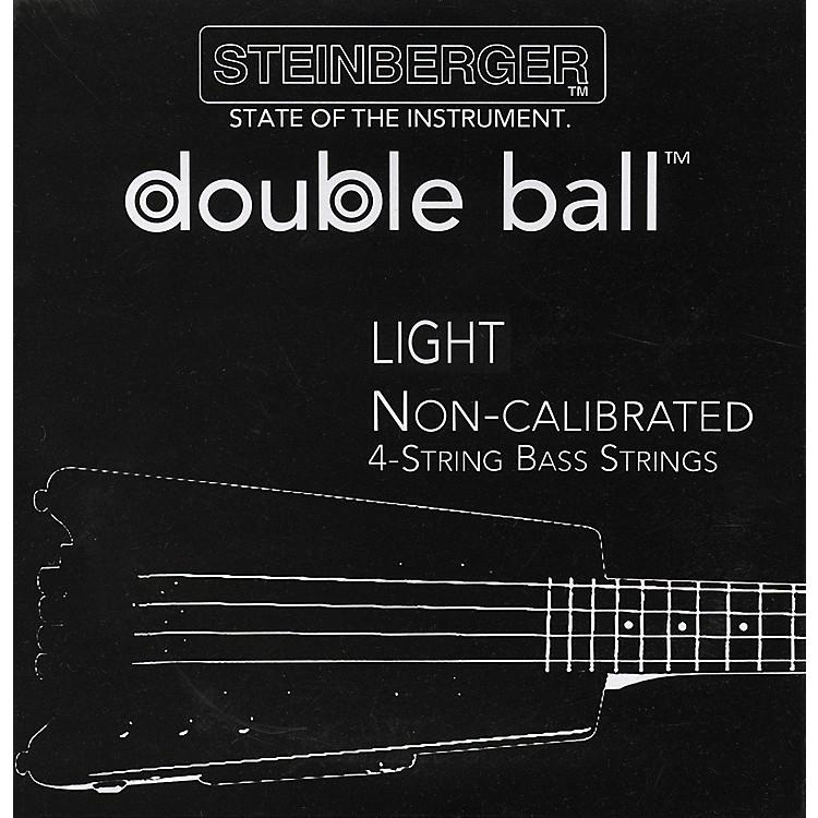 SteinbergerLight Gauge 4-String Bass Strings